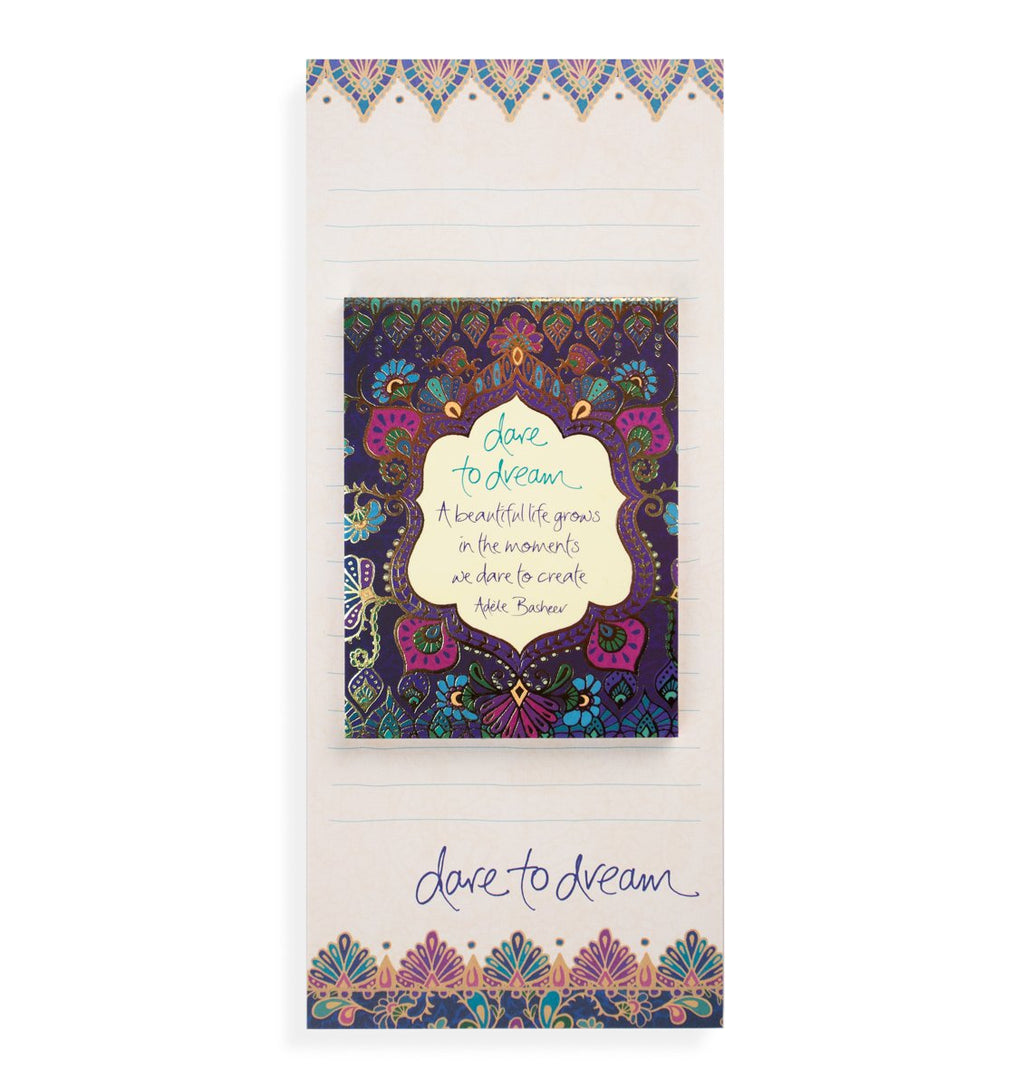 Intrinsic-Hippie Couture Magnetic List Pad Set