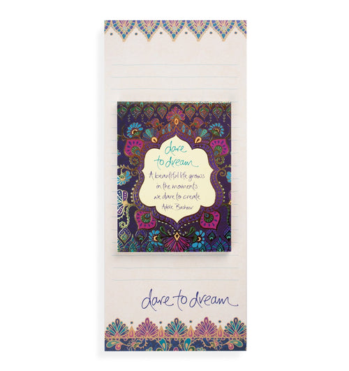 Hippie Couture Magnetic List Pad Set-The Intrinsic Way
