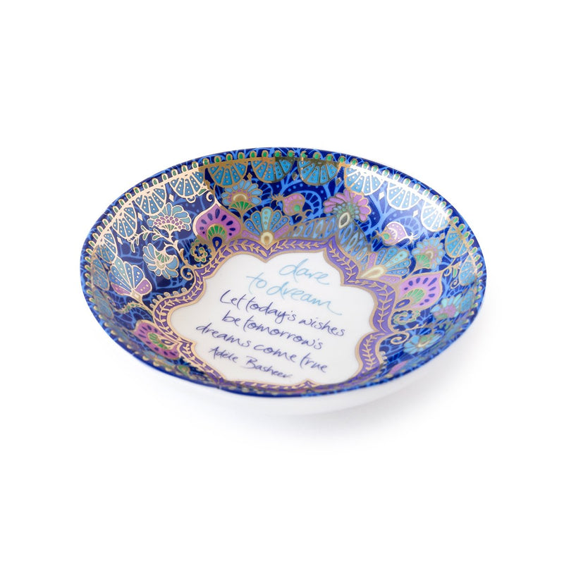 Intrinsic-Hippie Couture Trinket Dish