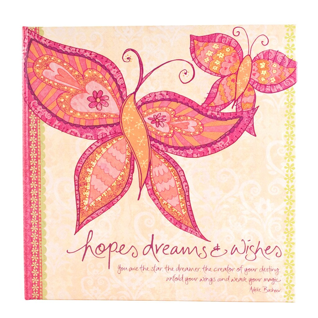 Intrinsic Hopes Dreams Wishes Guided Journal