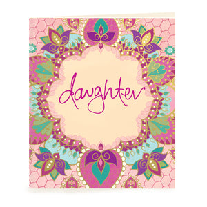 Daughter Gift Tag