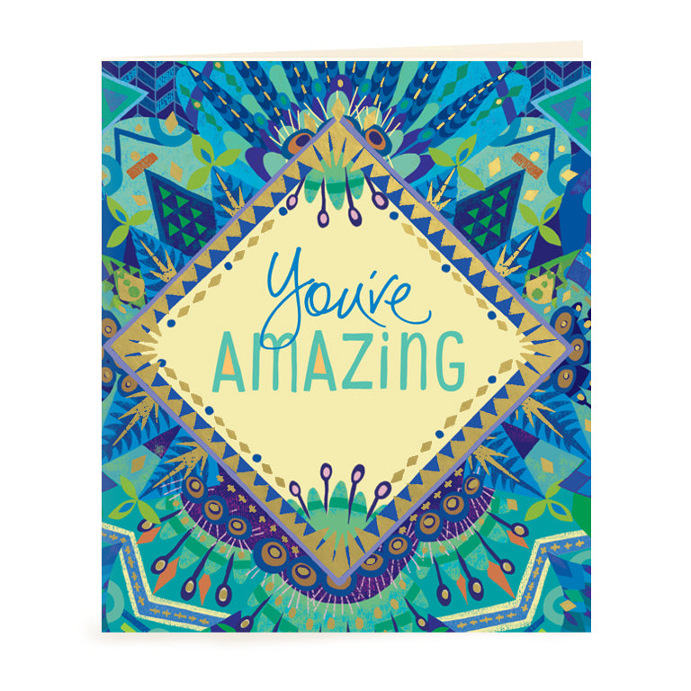 You're Amazing Gift Tag