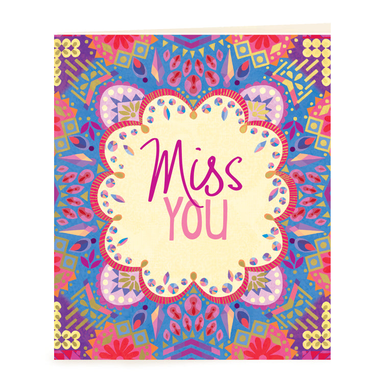 Intrinsic Adèle Basheer Miss You Gift Card