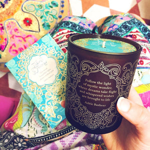 Island Dreamer Soy & Macadamia Candle-The Intrinsic Way