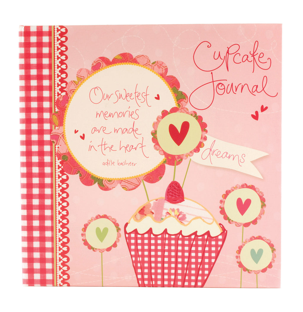 Cupcake Recipe Journal