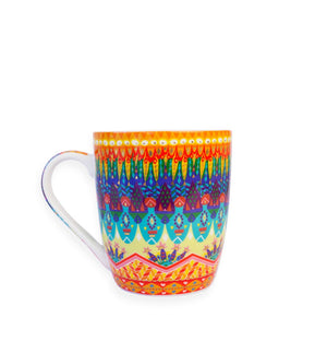 Intrinsic-Kaleidoscope Tribe Mug