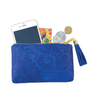 Intrinsic-Lapis Coin Purse