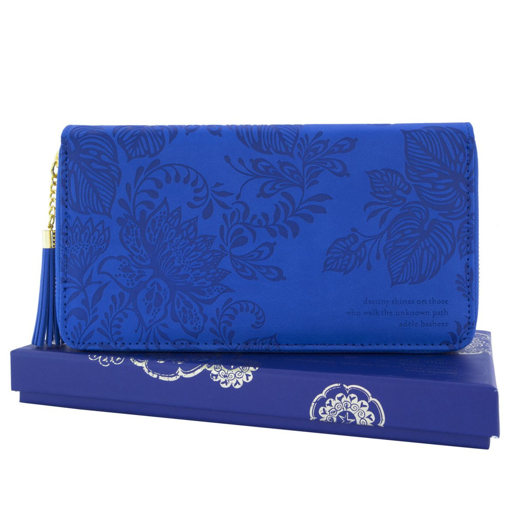 Intrinsic-Lapis Travel Clutch