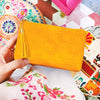 Intrinsic Adèle Basheer Marigold Yellow Purse