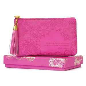 Intrinsic-Miami Pink Coin Purse