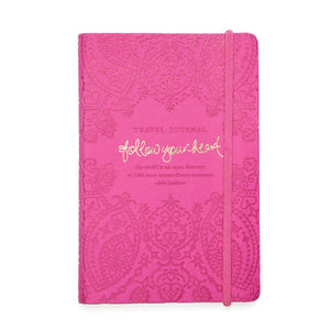 Intrinsic-Miami Pink Travel Journal