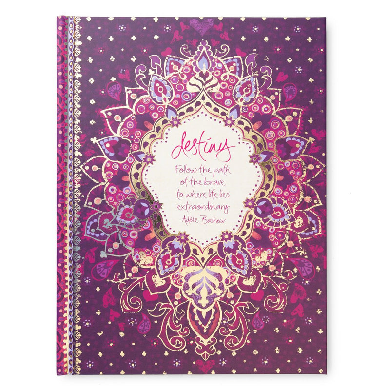 Intrinsic-Midnight Mystic A5 Journal