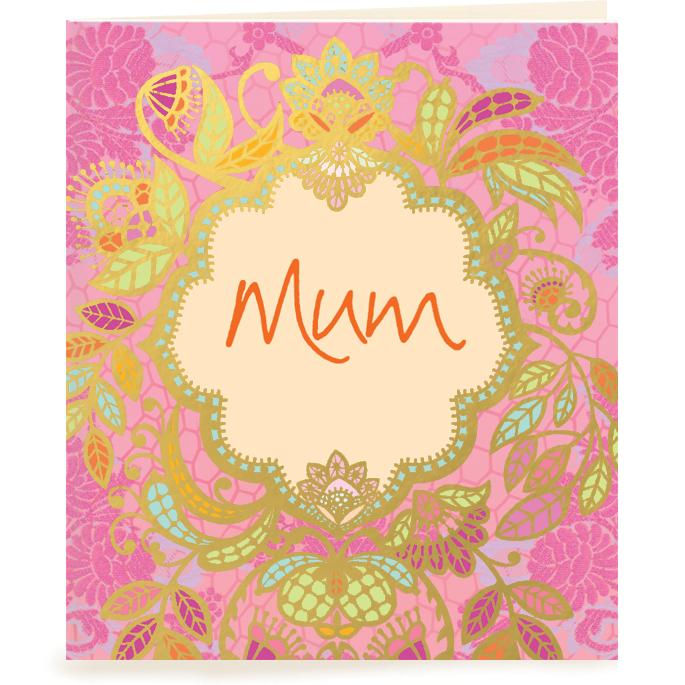Intrinsic-Mum Gift Tag