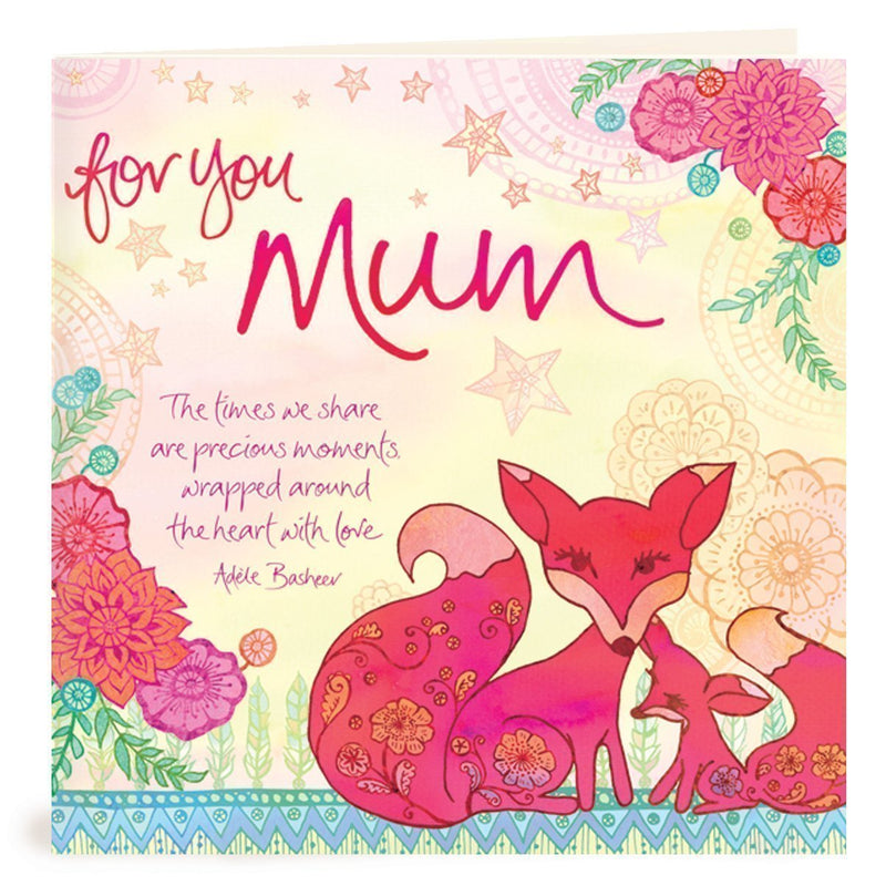 Intrinsic-Mum Greeting Card