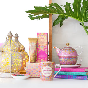 Intrinsic Mother's Day Collection - Mum Mug, Mum Hand cream, Teapot