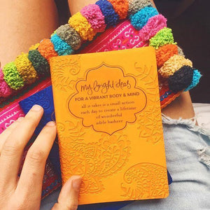 Intrinsic-My Bright Ideas For A Vibrant Body + Mind Mini Journal