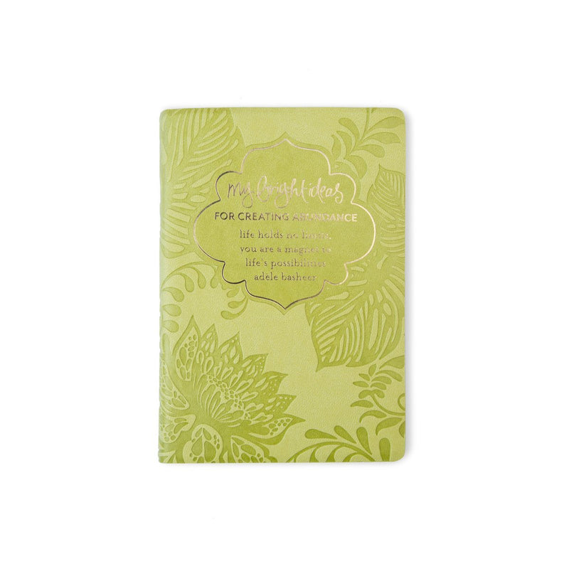 My Bright Ideas For Creating Abundance Mini Journal-The Intrinsic Way