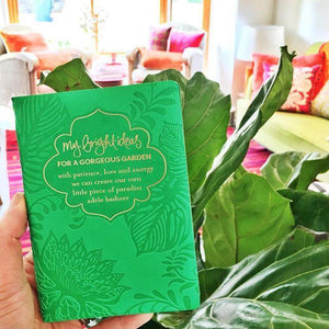 Intrinsic-My Bright Ideas For Gorgeous Garden Mini Journal
