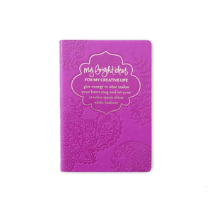 Intrinsic Purple Mindfulness Mini Journal