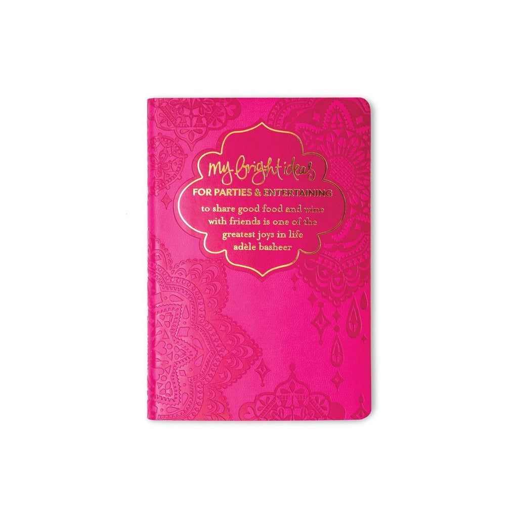 Intrinsic Hot Pink Mini Journal