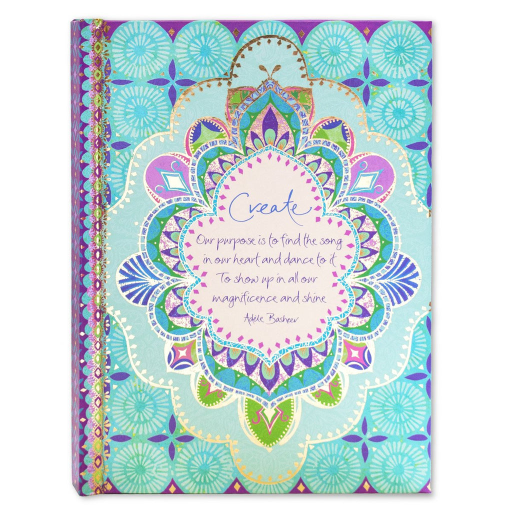 Persian Moonlight A5 Journal-The Intrinsic Way