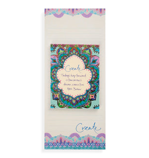 Intrinsic-Persian Moonlight Magnetic List Pad Set