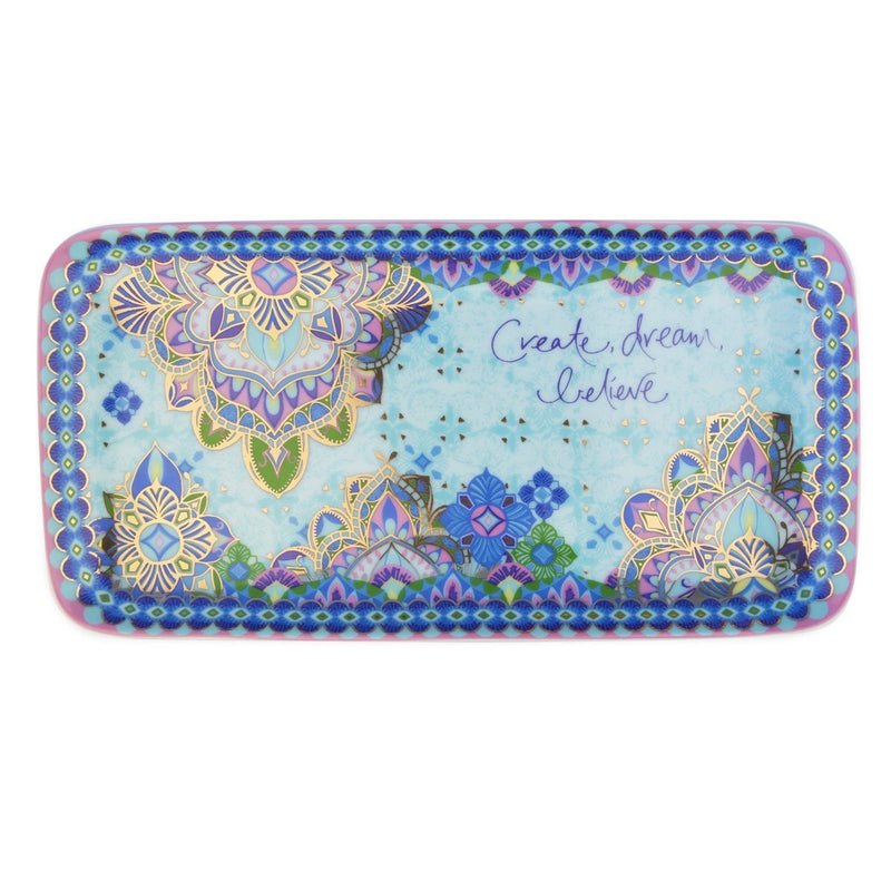 Intrinsic-Persian Moonlight Trinket Tray