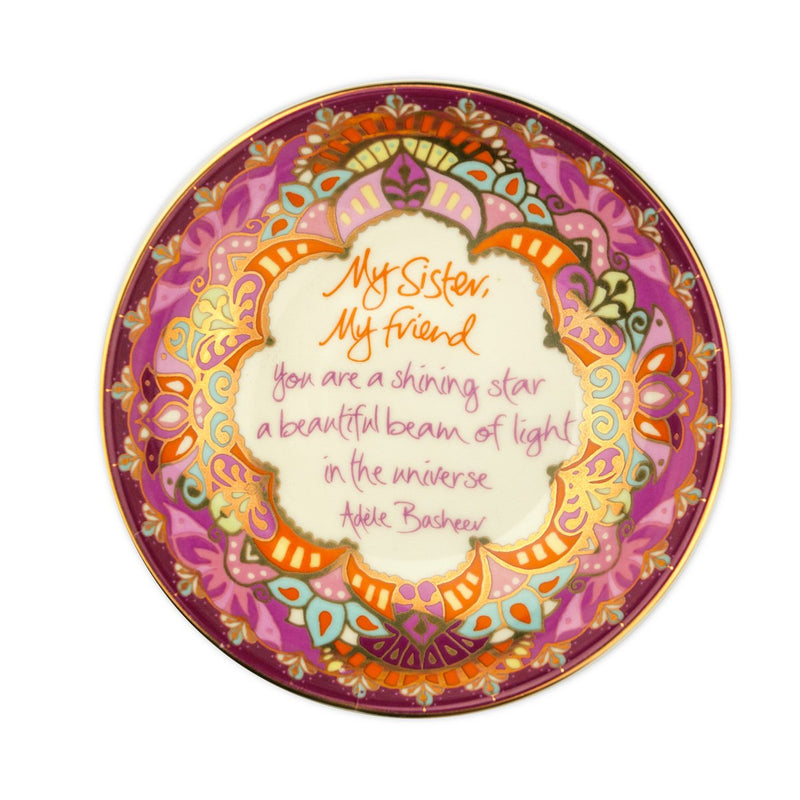 Intrinsic-Sister Trinket Dish