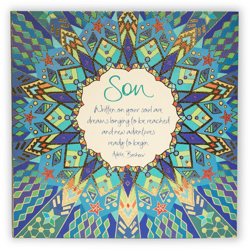 Intrinsic-Son Family Quote Book