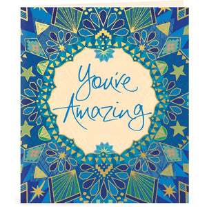 Intrinsic-You're Amazing Gift Tag