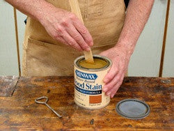TIP: Stirring Stain