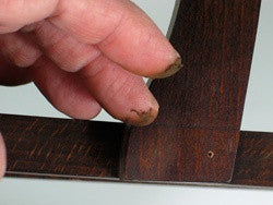Fill Nail Holes After Sealer Coat