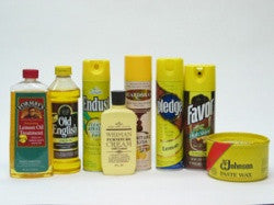 TIP: Understanding Furniture Care Products