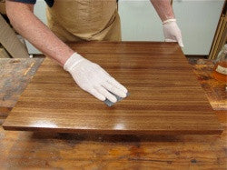 Woodworking Tip: Wood Prep and the Look of a Finish