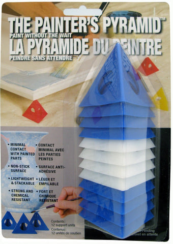 Painter's Pyramid, 12-pack