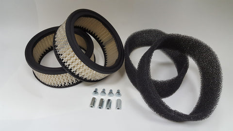 "A4129-KIT  Apollo Replacement Filter Kit for Model Turbines with (6 x 1 1/2"") round filters"