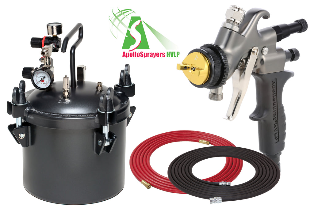 A4230-7700C  2.5 Gallon Combo Package with the 7700C Spray Gun