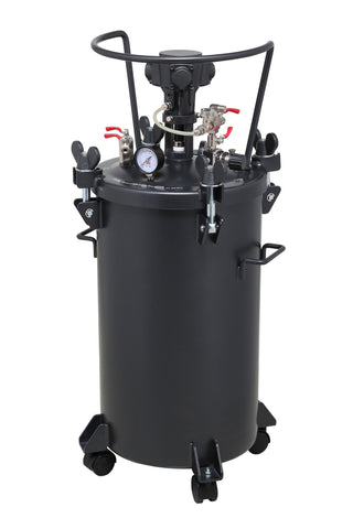 A4256  10 Gal. (40L) Pressure Pot with Single Regulator