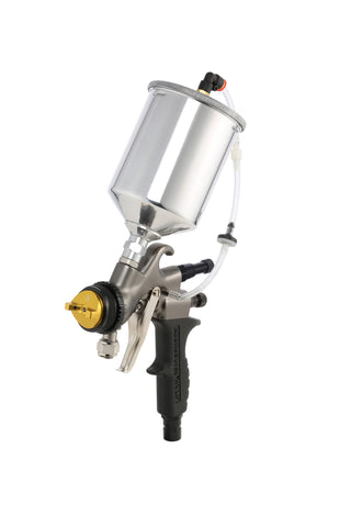 A7700GT-600 - Apollo HVLP Turbine AtomiZer Gravity Feed Spray Gun with 600cc Cup