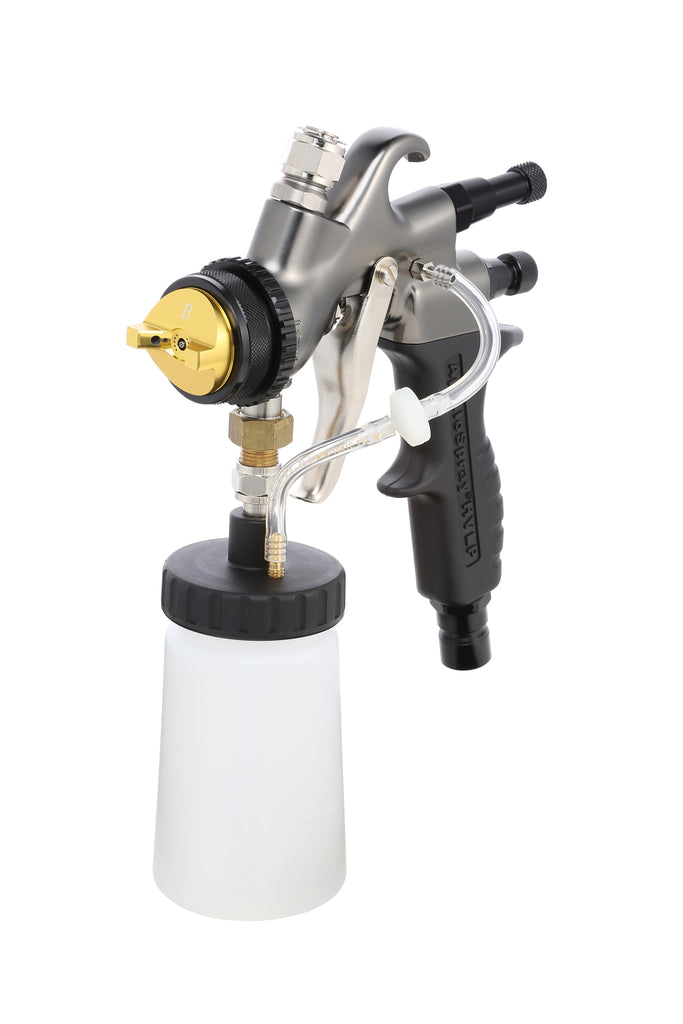 A7700MT - Apollo HVLP Turbine AtomiZer Touch-up Cup Gun with 250cc Cup