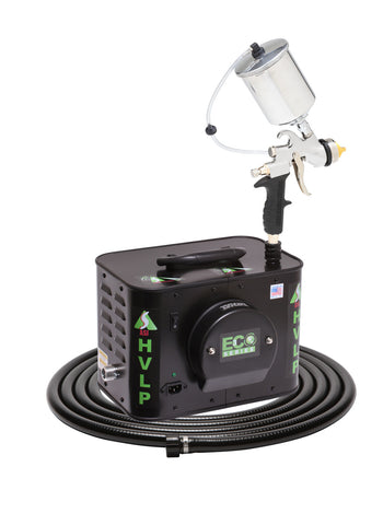 E3-110-75  ECO-3 Turbine Paint Spray System with E7500GTO-600 Spray Gun