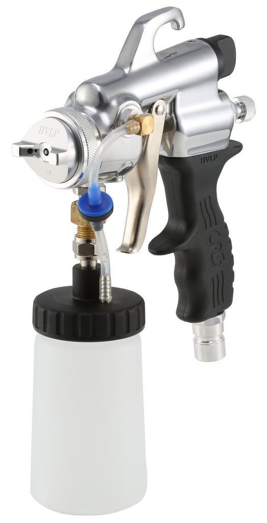 E7050 Non-Bleeder Turbine with 8oz Touch Up Cup