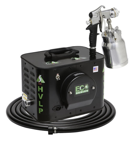 E4-110-5  ECO-4 Turbine Paint Spray System with E5011 Spray Gun