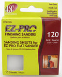 EZ-PRO Square Refill Packs of Varying Grits