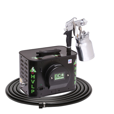 E3-110-5 ECO-3 Turbine Paint Spray System with E5011 Spray Gun