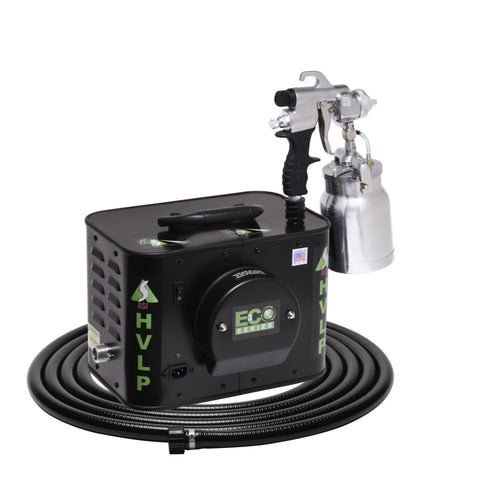E3-110-7 ECO-3 Turbine Paint Spray System with E7000 Spray Gun
