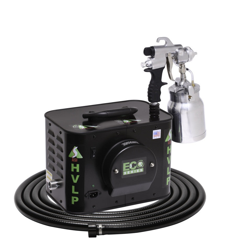 E4-110-7  ECO-4 Turbine Paint Spray System with E7000 Spray Gun