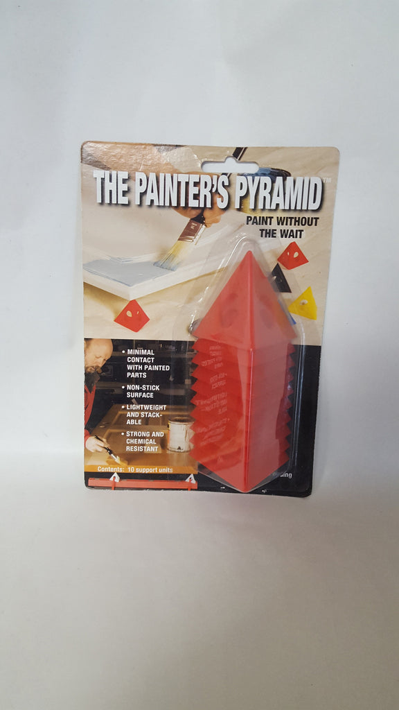 Painter's Pyramid, 10-pack