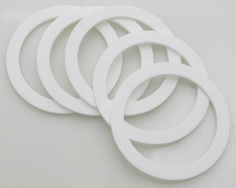 FS1672  Pack of 5, 1 Quart Cup Top Gasket's