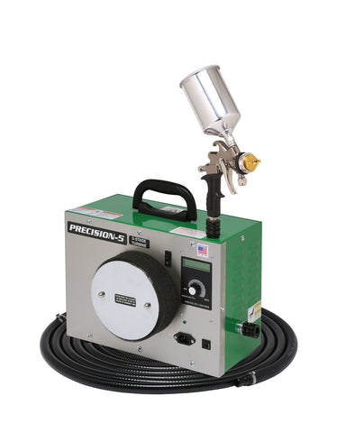 P5-110-7500GT-600    Apollo PRECISION-5 Turbine Paint Spray System with 7500GT-600 Spray Gun